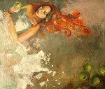 Obras de arte: America : Argentina : Cordoba : cordoba_capital : Ofelia hambrienta I