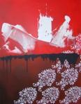 Obras de arte: Europa : España : Catalunya_Lleida : VILANOVA_DE_SEGRIa : Ornaments vermell 2