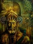Obras de arte: America : Ecuador : Pichincha : Quito : Arquero de fortuna