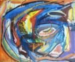 Obras de arte: America : Argentina : Cordoba : Cordoba_ciudad : abstracto cosmico