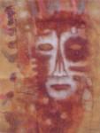 Obras de arte: America : Perú : Lima : Surco : Mascara