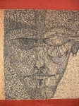 Obras de arte: Europa : España : Extremadura_Badajoz : badajoz_ciudad : Graffiti-texturas III