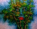Obras de arte: America : Bolivia : Cochabamba : Cochabamba_ciudad : El beso de la naturaleza