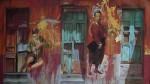 Obras de arte: America : México : Oaxaca : oaxaca_centro : LIMOSNA