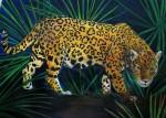 Obras de arte: America : Panamá : Chiriqui : Volcán : jaguar