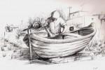 Obras de arte: Europa : España : Valencia : Paterna :  EL CALAFATE