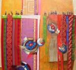 Obras de arte: America : Perú : Lima : SanLuis : Awasqa