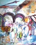 Obras de arte: Europa : Espa�a : Andaluc�a_C�rdoba : C�rdoba_ciudad : Mercado �rabe