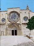 Obras de arte: Europa : España : Catalunya_Barcelona : Barcelona : Monasterio Sant Cugat del Valles