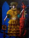 Obras de arte: America : Ecuador : Pichincha : Quito : Canción de Salamandras