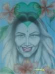 Obras de arte: America : Brasil : Minas_Gerais : Juiz_de_Fora : Coração verde