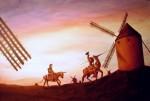 Obras de arte: America : México : Nuevo_Leon : Monterrey : Don Quijote