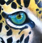 Obras de arte: America : Panamá : Chiriqui : Volcán : Leopardo