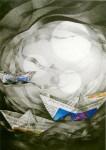 Obras de arte: America : Argentina : Buenos_Aires : Capital_Federal : Barquitos de papel