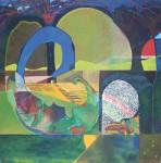 Obras de arte: Europa : España : Catalunya_Barcelona : Barcelona : Passat, Present, Futur