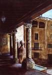 Obras de arte: Europa : España : Madrid : Madrid_ciudad : el soportal
