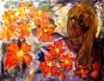 Obras de arte: America : Argentina : Buenos_Aires : cIUDAD_aUTíNOMA_DE_bS_aS : Imagen con flores