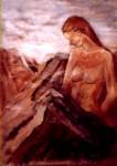 Obras de arte: America : Argentina : Buenos_Aires : cIUDAD_aUTíNOMA_DE_bS_aS : Mujer montaña