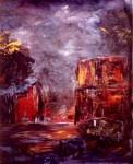 Obras de arte: America : Argentina : Buenos_Aires : cIUDAD_aUTíNOMA_DE_bS_aS : Espejo interior