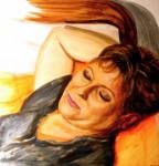 Obras de arte: America : México : Nuevo_Leon : Monterrey : Te, durmiendo