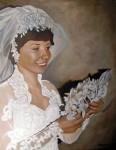 Obras de arte: America : México : Nuevo_Leon : Monterrey : Retrato de Novia