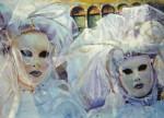 Obras de arte: America : Argentina : Buenos_Aires : Ciudad_de_Buenos_Aires : Una Pareja de Carnaval (Serie)
