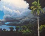 Obras de arte: America : Cuba : Santiago_de_Cuba : Stgo_ciudad : La reyna de la sabana