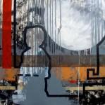Obras de arte: America : Cuba : Camaguey : Camaguey_ciudad : los senderos del abismo IV