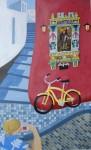 Obras de arte: Europa : España : Andalucía_Huelva : Ayamonte : CALLE ROMPECULOS
