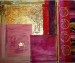 Obras de arte: America : México : Coahuila_de_Zaragoza : Torreón : rosa