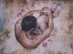 Obras de arte: America : México : Jalisco : zapopan : LECHO DE ROSAS