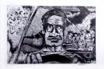 Obras de arte: America : México : Chiapas : Tapachula : El muerto