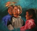 Obras de arte: America : México : Baja_California_Sur : lapaz : El destello