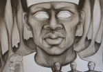 Obras de arte: America : Cuba : Holguin : Holguín_ciudad : Homenaje-fragmento
