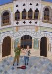 Obras de arte: Europa : España : Andalucía_Huelva : Ayamonte : fachada de paca perez