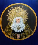 Obras de arte: Europa : España : Andalucía_Sevilla : Pilas : Virgen de los Dolores