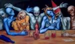 Obras de arte: America : México : Michoacan_de_Ocampo : La_Piedad : la bohemia de la muerte