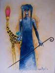 Obras de arte: America : México : Michoacan_de_Ocampo : La_Piedad : El Profeta