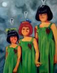 Obras de arte: America : México : Michoacan_de_Ocampo : La_Piedad : El color de la infancia