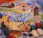 Obras de arte: Asia : Israel : Southern-Israel : beersheva : alma de jerusalem