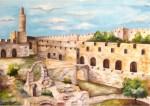 Obras de arte: Asia : Israel : Southern-Israel : beersheva :  jerusalem