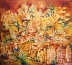 Obras de arte: America : Argentina : Buenos_Aires : ADROGUE : Cautivos del pasado