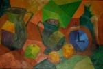 Obras de arte: America : M�xico : Nuevo_Leon : Monterrey :  BODEGON
