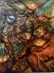 Obras de arte: America : Cuba : Ciudad_de_La_Habana : Centro_Habana : El cautivo