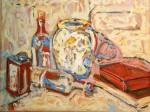 Obras de arte: Europa : España : Navarra : tudela : libro rojo-Charela