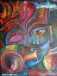 Obras de arte: America : México : Mexico_Distrito-Federal : Benito_Juarez : Otro autorretrato
