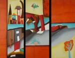 Obras de arte: America : Chile : Region_Metropolitana-Santiago : Las_Condes : Pequeña Impresión