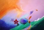 Obras de arte: America : Ecuador : Imbabura : ATUNTAQUI : Derramando Colores