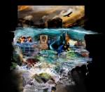 Obras de arte: America : Argentina : Neuquen : neuquen_argentina : Refugio II