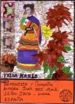 Obras de arte: Europa : España : Aragón_Huesca : Jaca : Homenaje a Frida Kahlo